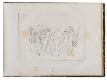 ANNE-LOUIS GIRODET DE ROUSSY-TRIOSON (1767-1824) É