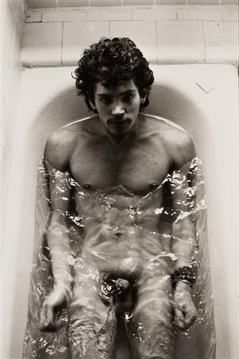 DON HERRON (1941-2012) Keith Haring * Robert Mapplethorpe.