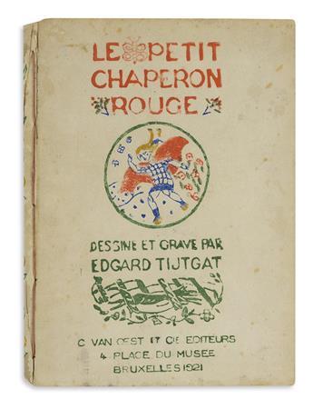 (TIJTGAT-EDGARD--FAIRYFOLK-TALES--CHILDRENS-BOOKS)-Perrault-