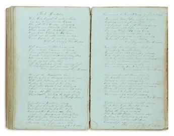 (CIVIL-WAR--NAVY)-Walker-Samuel-Diary-kept-during-the-entire