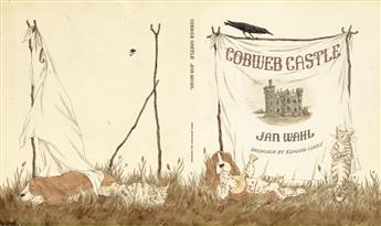 EDWARD GOREY. Cobweb Castle.