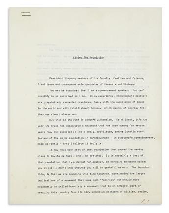 (WOMENS-HISTORY)-Typescript-of-Gloria-Steinems-important-Liv