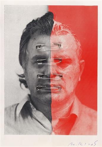 GEORGE MACIUNAS Untitled.