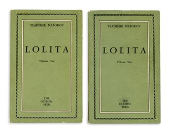 NABOKOV, VLADIMIR. Lolita.