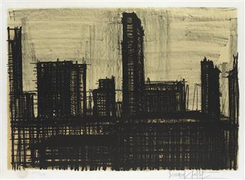 BERNARD BUFFET New York X.