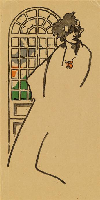 (PERFORMING ARTS.) Craig, Edward Gordon. Henry Irving, Ellen Terry, Etc. A Book of Portraits.