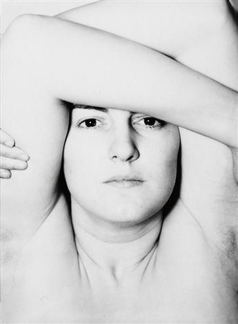 CALLAHAN, HARRY (1912-1999) Eleanor, Chicago.