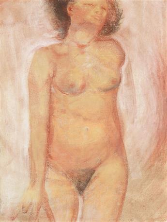 RICHARD ARTSCHWAGER Standing Nude.