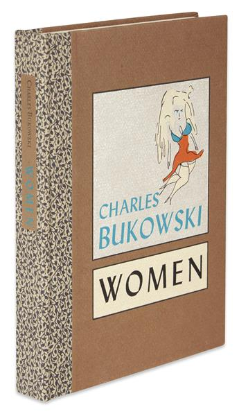 BUKOWSKI, CHARLES. Women.