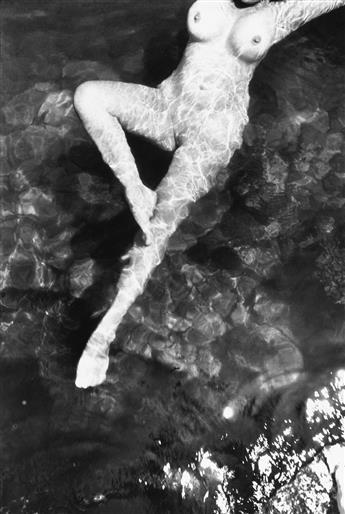 HENRI CARTIER-BRESSON (1908-2004) Leonor Fini, Italy.