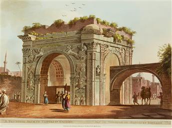 MAYER, LUIGI. Views in the Ottoman Empire, Chiefly Caramania, A Part of Asia Minor Hitherto Unexplored