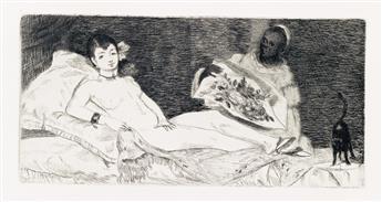 ÉDOUARD MANET Histoire dÉdouard Manet et de son oeuvre by Théodore Duret.