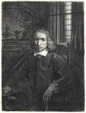 REMBRANDT VAN RIJN Pieter Haaring.