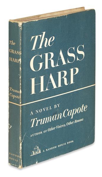 CAPOTE, TRUMAN. The Grass Harp.