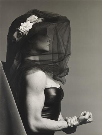 ROBERT MAPPLETHORPE (1946-1989) Lisa Lyon.