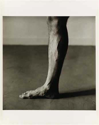 PETER HUJAR (1934-1987) Leg--Paul H.