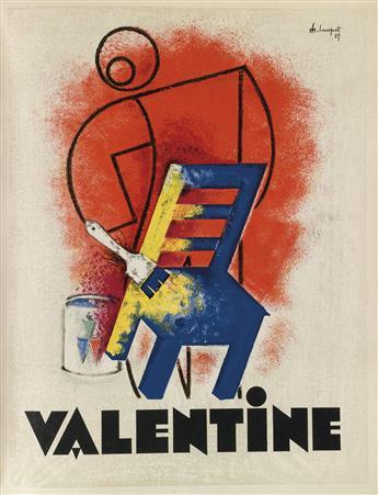 VARIOUS ARTISTS. ARTS ET MÉTIERS GRAPHIQUES. 12 bound volumes. 1927-1939. Each approximately 12x9 inches, 31x24 cm. Arts et Metiers Gra