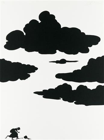 KARA WALKER (1969 -   ) Untitled.