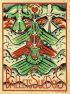 ELDSTEN (BEDRICH FEUERSTEIN 1892-1936) BALLETS SUEDOIS. 1923. 63x47 inches. H. Chachion, Paris.