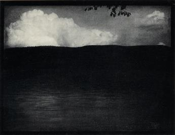 EDWARD STEICHEN (1879-1973) & ALFRED STIEGLITZ (1864-1946) A selection of 2 photogravures and one halftone, including Alfred Stieglitz