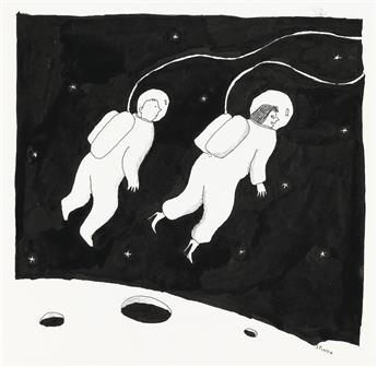 LIANA FINCK. (THE NEW YORKER / CARTOON / SPACE) I knew there would be a time I could wear them without destroying my feet.