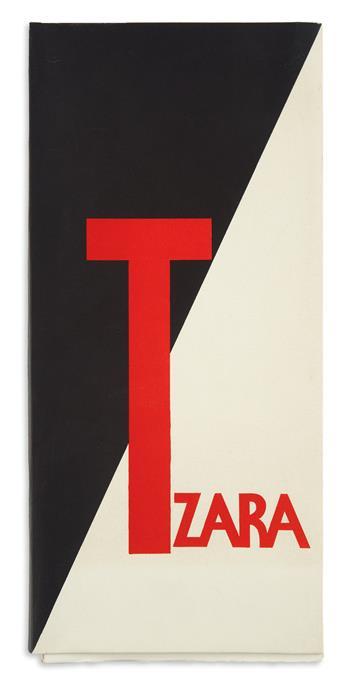 DELAUNAY, SONIA; and TRISTAN TZARA. Le Coeur à gaz.