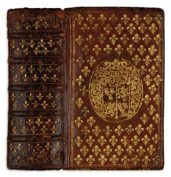BODIN, JEAN. De republica libri sex.  1591