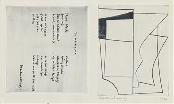 BEN NICHOLSON Untitled (Tenement).