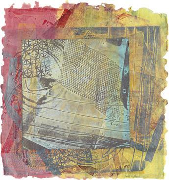 SAM GILLIAM (1933 -   ) Paintsville.
