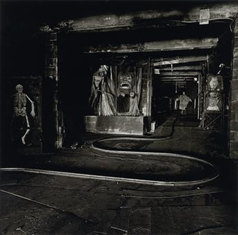 DIANE ARBUS (1923-1971)/NEIL SELKIRK (1947- ) The House of Horrors, Coney Island.