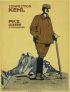 EMIL CARDINAUX (1877-1936) PKZ / CONFECTION KEHL. 1908. 49x37 inches. J. E. Wolfensberger, Zurich.