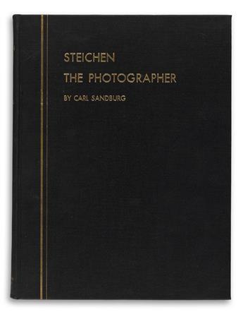 STEICHEN, EDWARD. Steichen the Photographer.