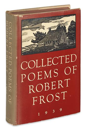 FROST, ROBERT. Collected Poems.