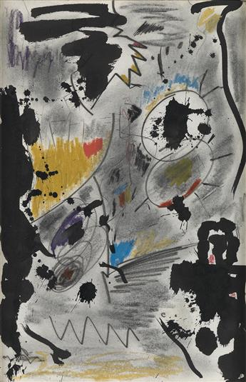 CARROLL SOCKWELL (1943 - 1992) Untitled.