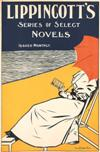 WILL CARQUEVILLE (1871-1946). LIPPINCOTT''S SERIES OF SELECT NOVELS. 1895. 18x12 inches, 47x31 cm.