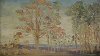 ARTHUR B. DAVIES Rockland Lake.