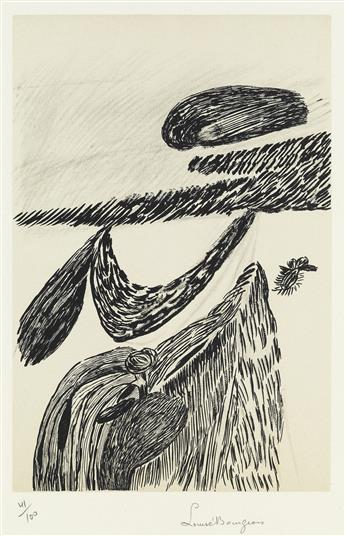 LOUISE BOURGEOIS Inner Life.