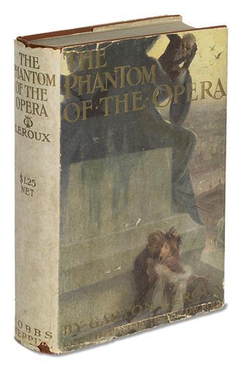LEROUX, GASTON. The Phantom of the Opera.