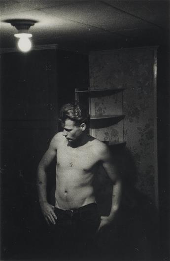 LARRY CLARK (1943- ) Untitled, from Tulsa.