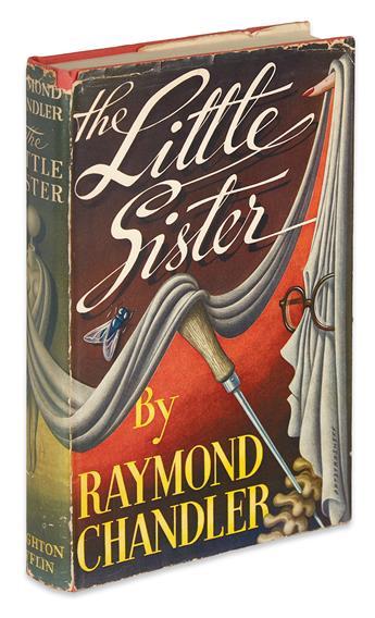CHANDLER, RAYMOND. The Little Sister.