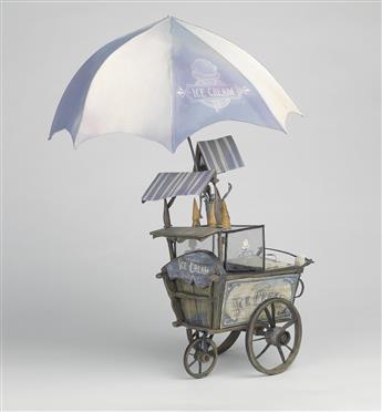 (FILM / ANIMATION) LAIKA STUDIOS. Ice Cream Cart.