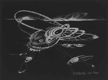LEE BONTECOU Untitled.
