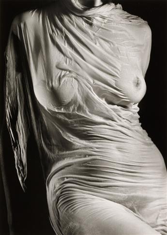 RUTH BERNHARD (1905-2006) Wet Silk.