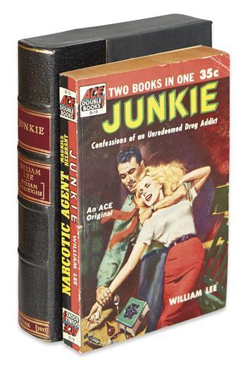 BURROUGHS, WILLIAM S. Junkie.