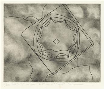 BEN NICHOLSON Olympic Fragment II.