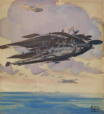 HARRY GRANT DART. (AVIATION) Transport of the Future.