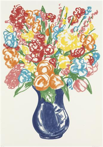 JEFF KOONS Flowers.