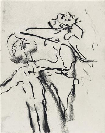 WILLEM DE KOONING Poems by Frank OHara.