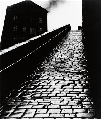 BRANDT, BILL (1904-1983) A Snicket in Halifax.