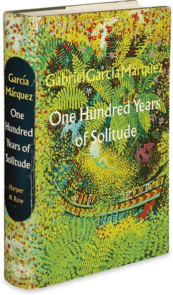 GARCÍA MÁRQUEZ, GABRIEL. One Hundred Years of Solitude.